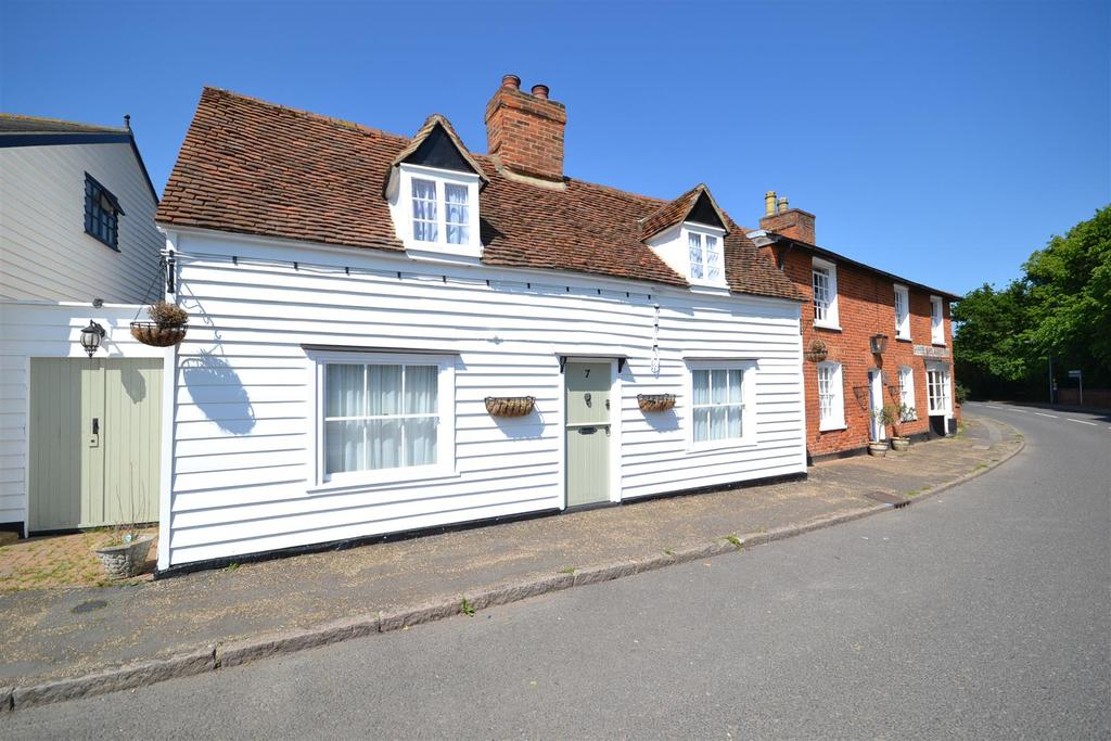 2 Bedrooms Cottage House for sale in The Square, Tillingham