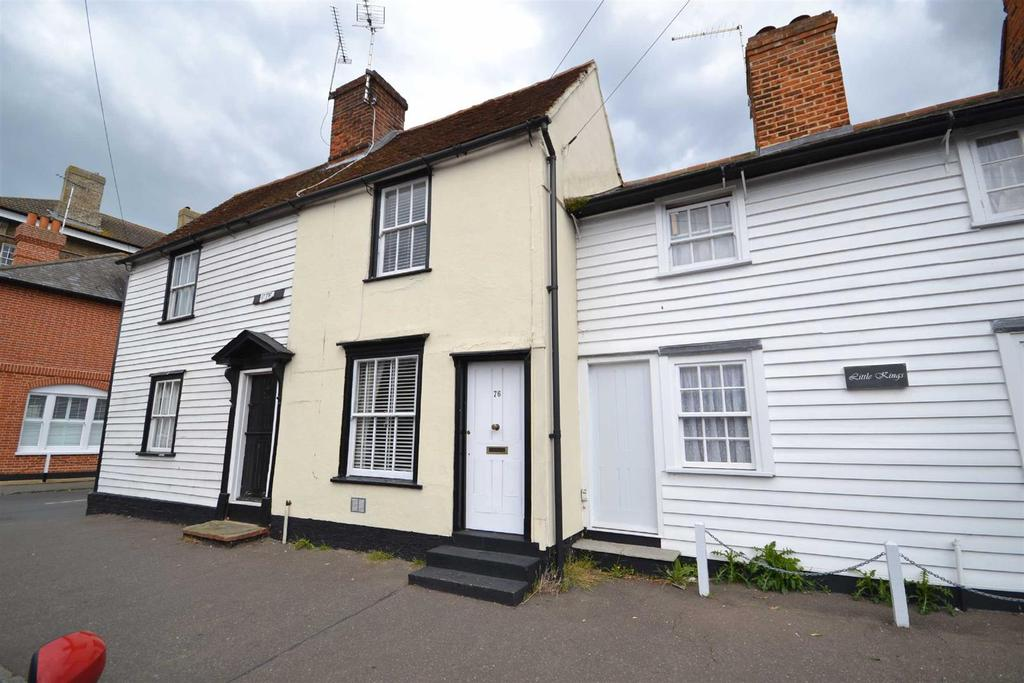 2 Bedrooms Terraced House for sale in High Street, Burnham-on-Crouch