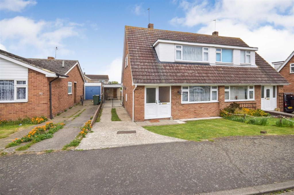2 Bedrooms Semi Detached House for sale in Sceptre Close, Tollesbury