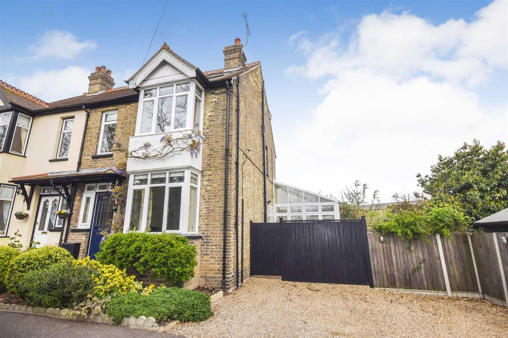 3 Bedrooms Semi Detached House for sale in Wantz Chase, Maldon