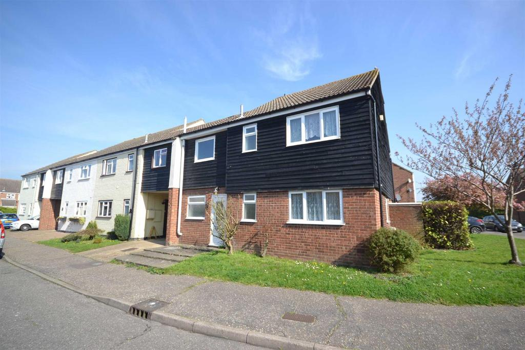 3 Bedrooms End Of Terrace House for sale in Hunt Avenue, Heybridge