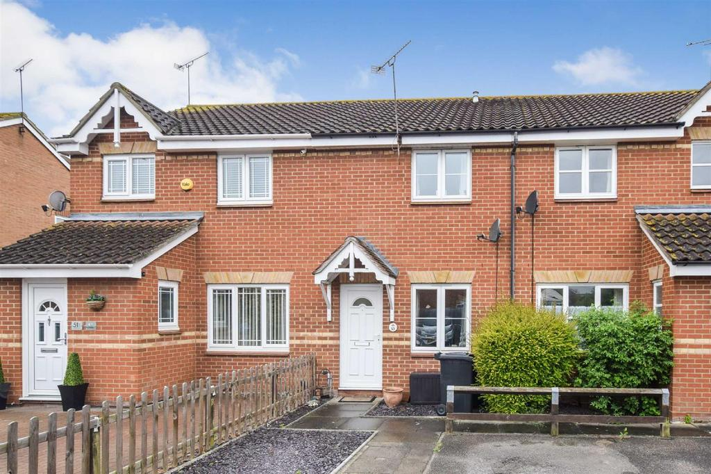 2 Bedrooms Terraced House for sale in Poulton Close, Maldon