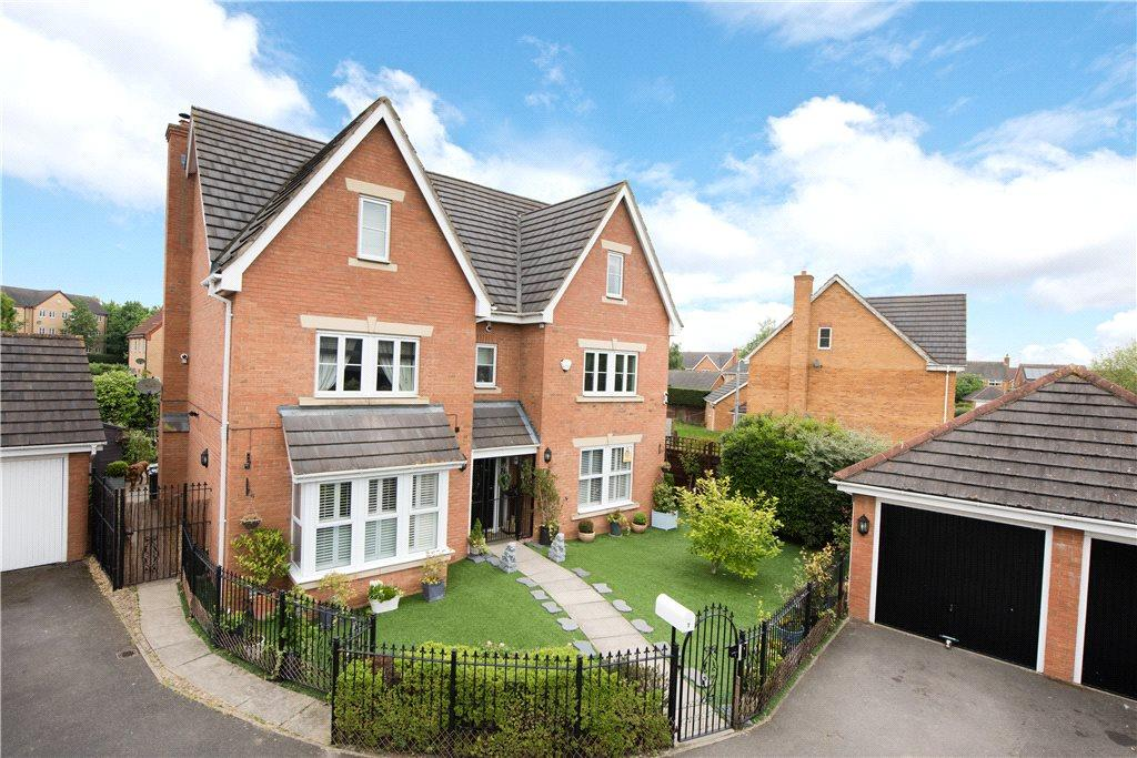 6 Bedrooms Detached House for sale in Drapers End, Marston Moretaine, Bedford, Bedfordshire