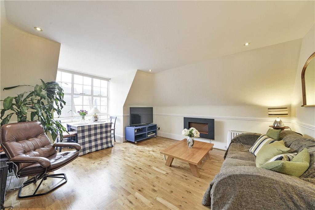 1 Bedroom Flat for sale in Davis Court, Argyll Road, London, W8