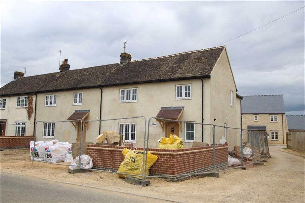 3 Bedrooms End Of Terrace House for sale in 3, Brackley Fields Cottages, Halse Road, Brackley