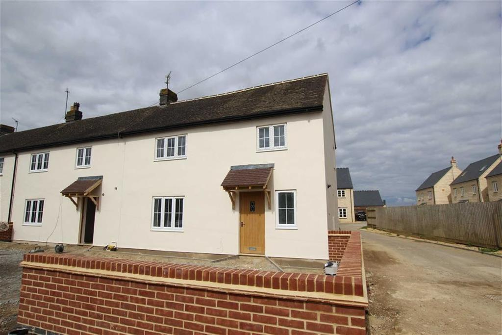 3 Bedrooms End Of Terrace House for sale in 3, Brackley Fields Cottages, Halse Road, Brackley