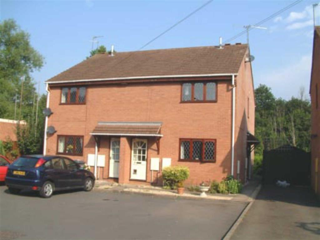 1 Bedroom Flat for sale in St Oswalds Close, Kidderminster, Worcs