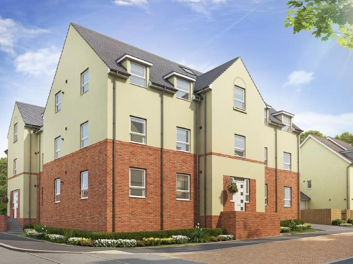 2 Bedrooms Flat for sale in Tiverton Road, Cullompton EX15