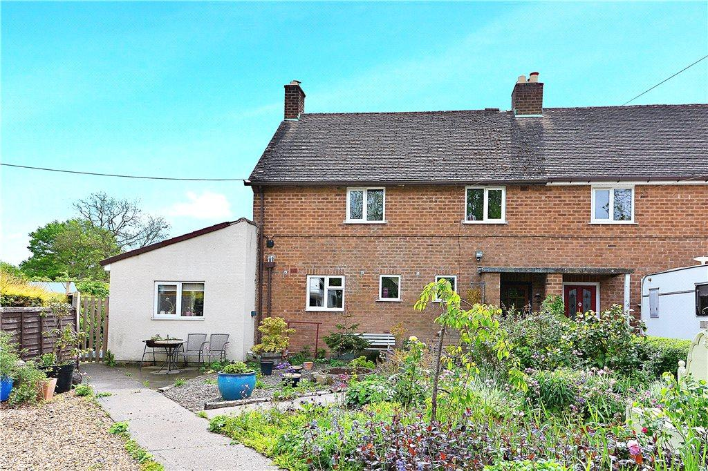 3 Bedrooms Semi Detached House for sale in Park Close, Kinlet, Bewdley, Shropshire, DY12
