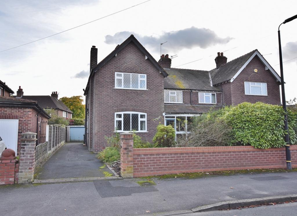 3 Bedrooms Semi Detached House for sale in Rivington Road, Hale