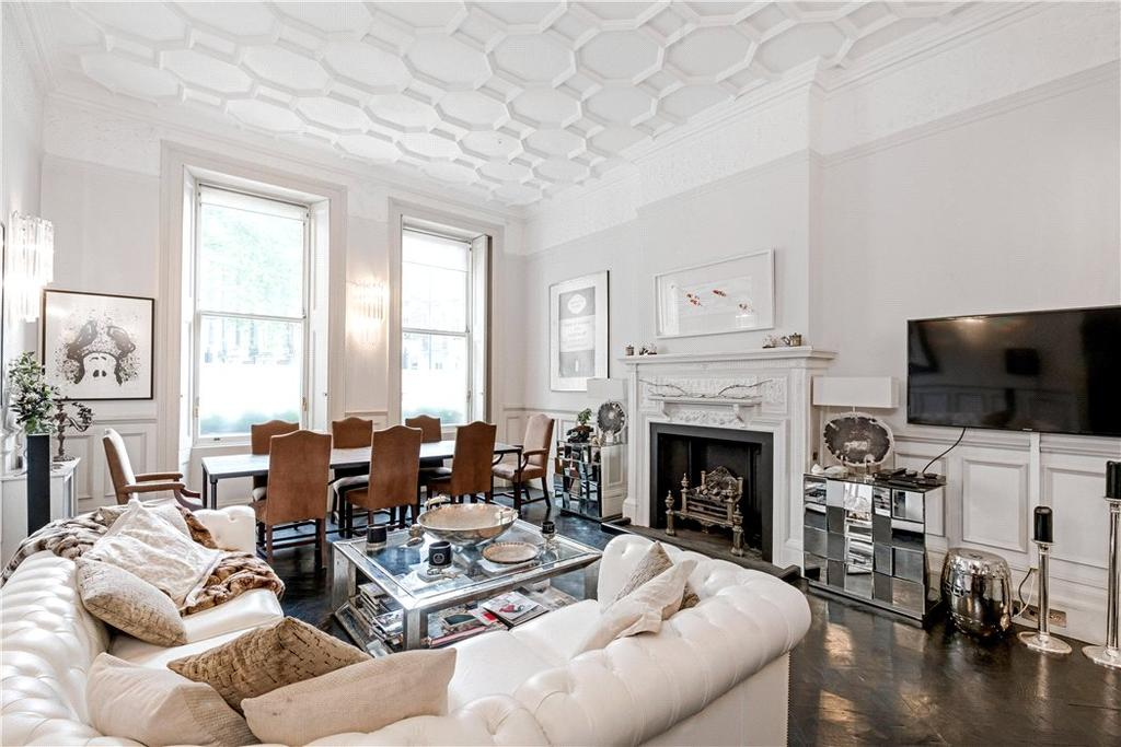2 Bedrooms Flat for sale in Sussex Gardens, Hyde Park, London, W2
