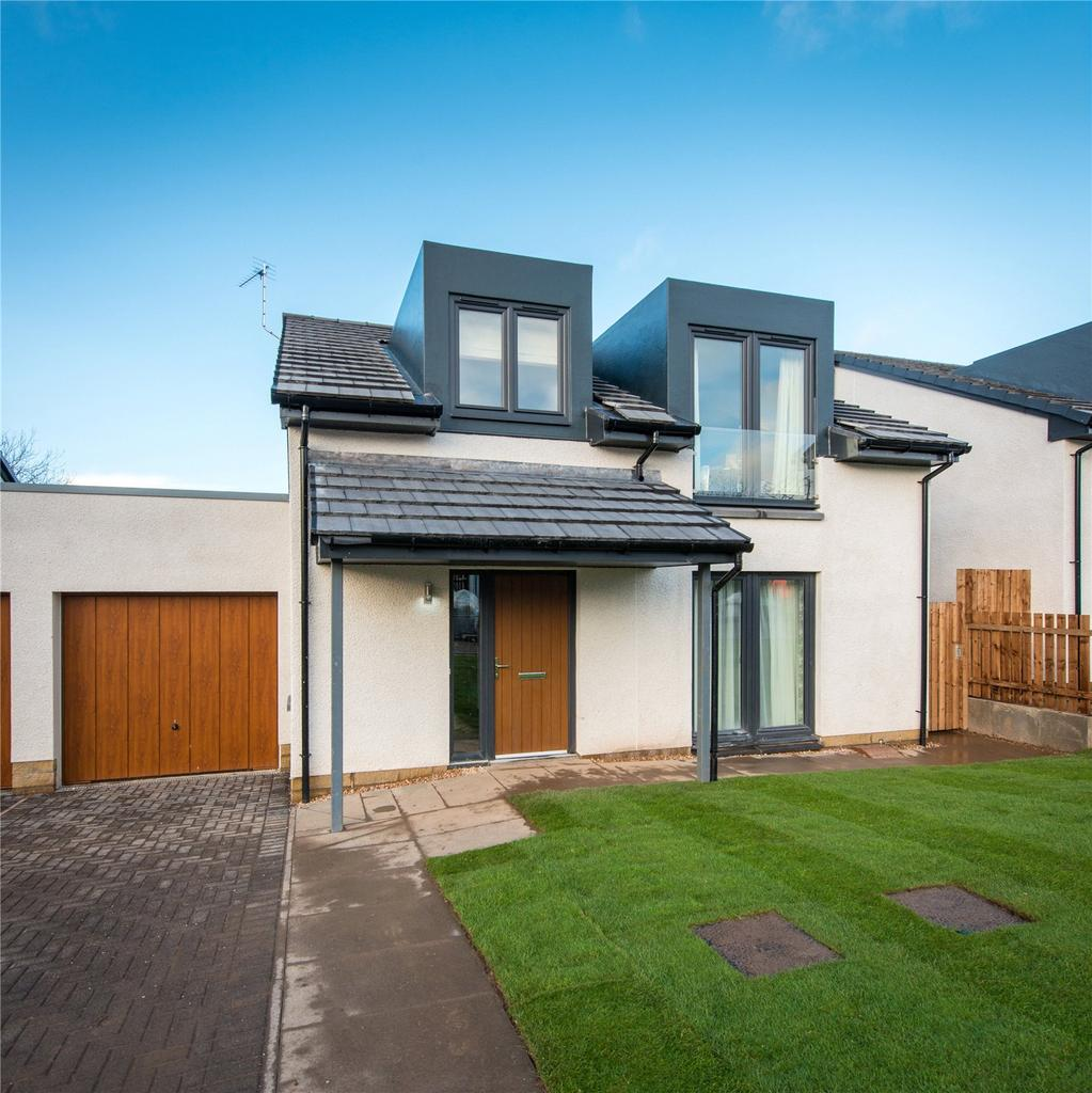4 Bedrooms Detached House for sale in Plot 7, Castle View, Cousland, Dalkeith, Midlothian