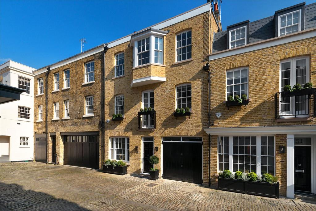 5 Bedrooms House for sale in Lyall Mews, London
