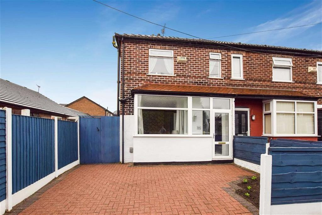 2 Bedrooms End Of Terrace House for sale in Mellor Street, Eccles, Manchester
