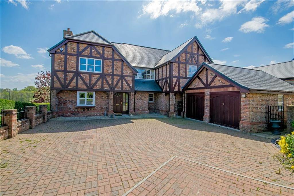5 Bedrooms Link Detached House for sale in Bryn Rhyd, Northop, Mold