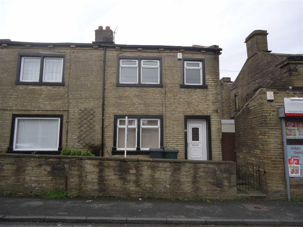 2 Bedrooms Terraced House for sale in Highgate Road, Bradford, West Yorkshire, BD13