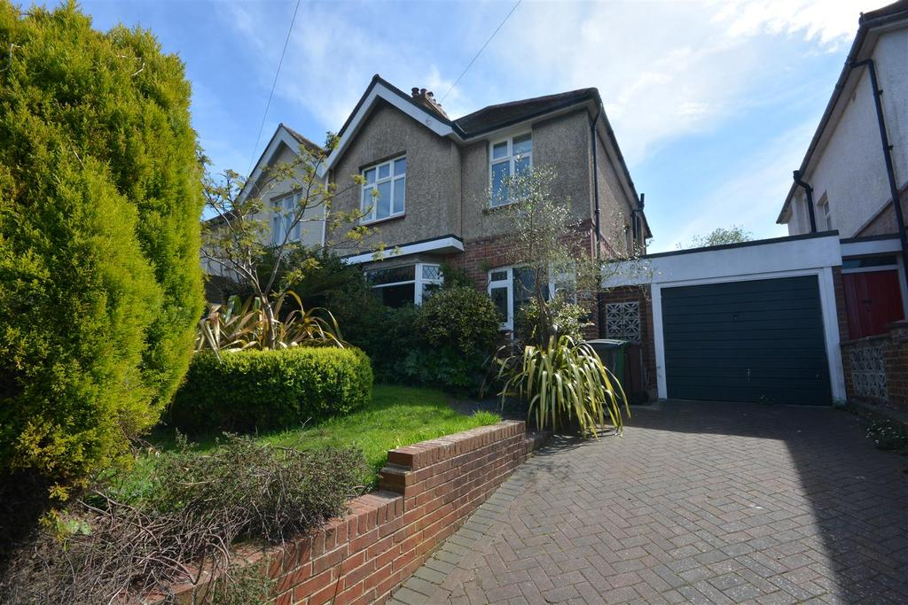 3 Bedrooms Semi Detached House for sale in Charles Road West, St. Leonards-On-Sea