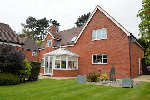 5 bedroom detached house for sale - The Pines, Bushby, Leicester