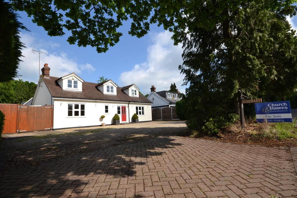 4 Bedrooms Detached House for sale in Maldon Road, Danbury, Chelmsford