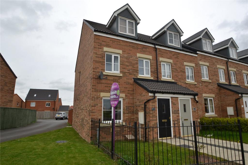 3 Bedrooms End Of Terrace House for sale in Poppy Lane, Shotton, Co.Durham, DH6