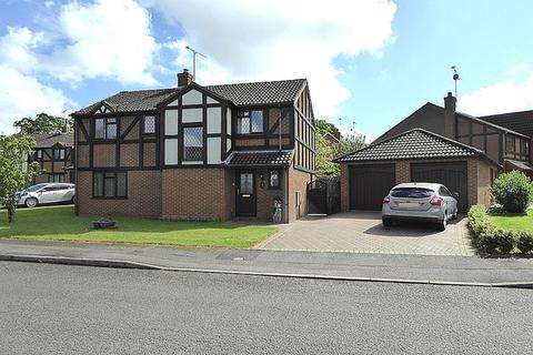 4 bedroom detached house for sale - Thames Road, East Hunsbury, Northampton, NN4