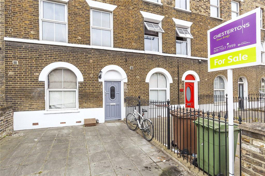 6 Bedrooms Terraced House for sale in Lower Road, Canada Water, London