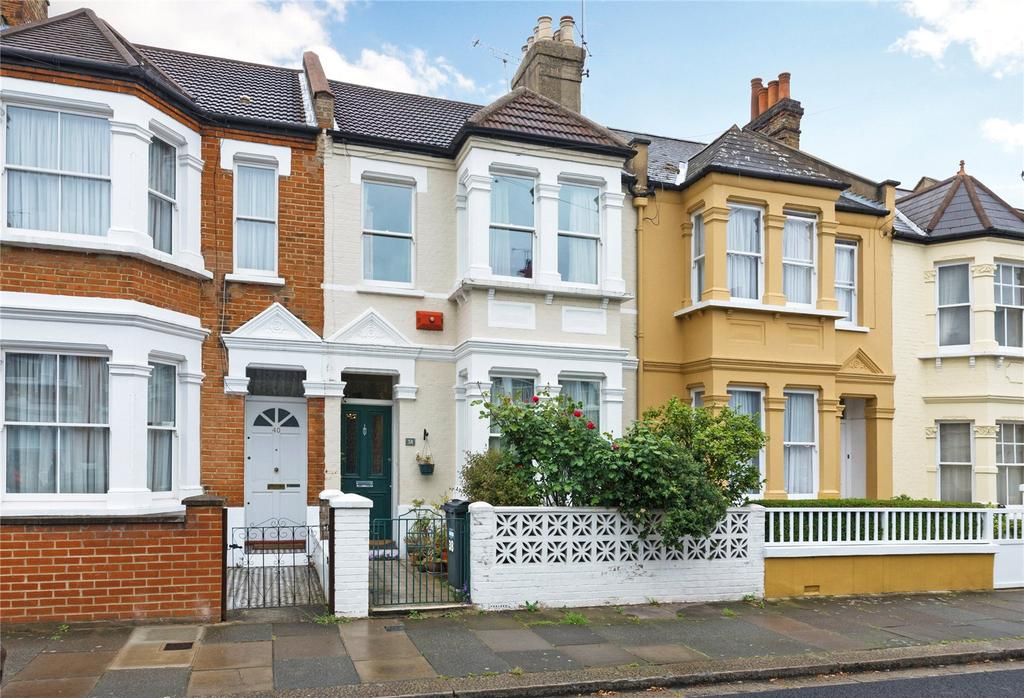 3 Bedrooms Terraced House for sale in Eastbury Grove, Chiswick, London