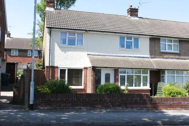 3 Bedrooms Semi Detached House for sale in Sylvester Street, Mansfield, NG18