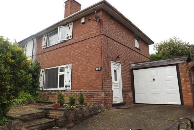 2 Bedrooms Semi Detached House for sale in Rossington Road, Sneinton, Nottingham, NG2