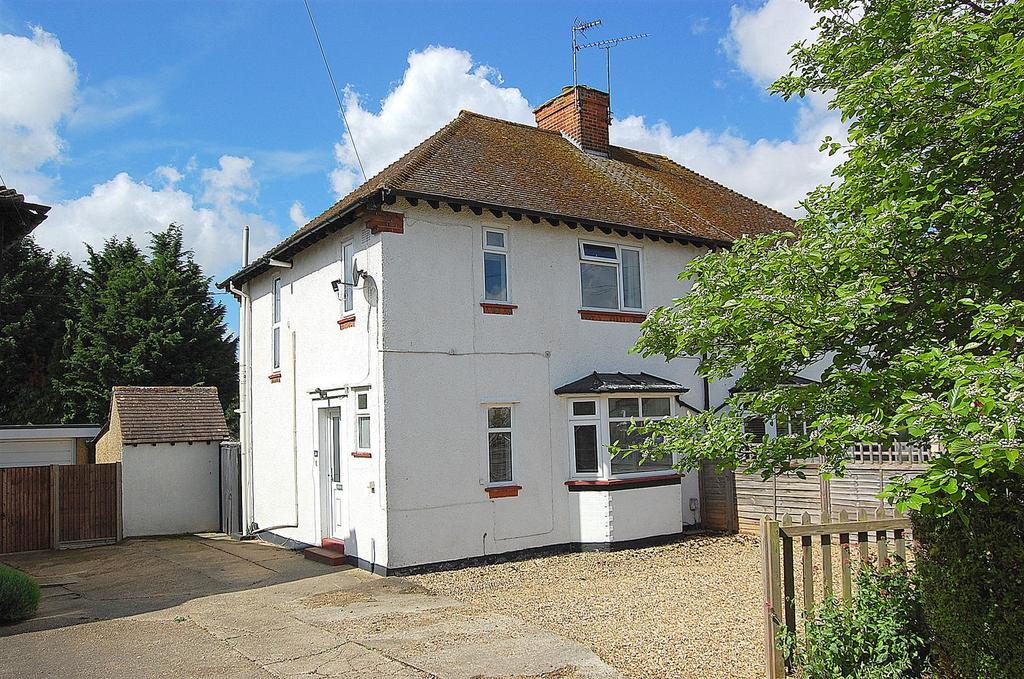 3 Bedrooms Semi Detached House for sale in Tristram Road, Hitchin