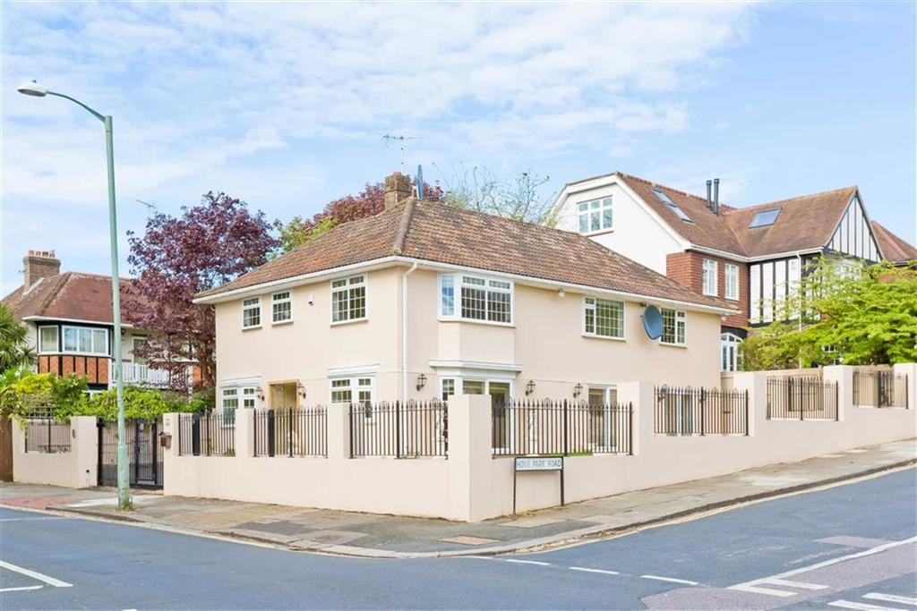 4 Bedrooms Detached House for sale in Goldstone Crescent, Hove, East Sussex