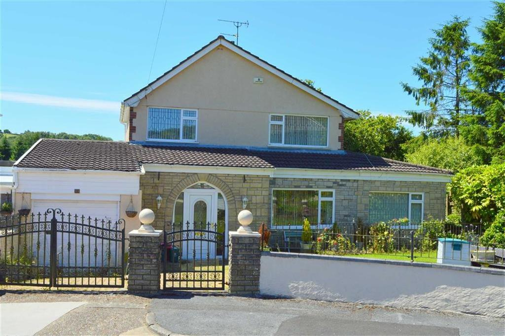 3 Bedrooms Detached House for sale in Dol Y Coed, Dunvant, Swansea