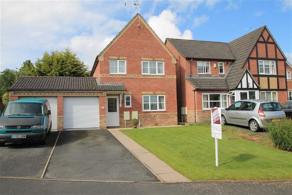 3 Bedrooms Detached House for sale in Vashon Close, Ludlow