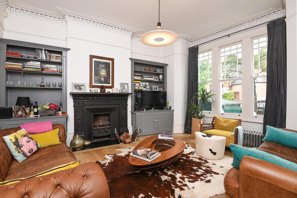 5 Bedrooms Terraced House for sale in Whitehall Park, Whitehall Park