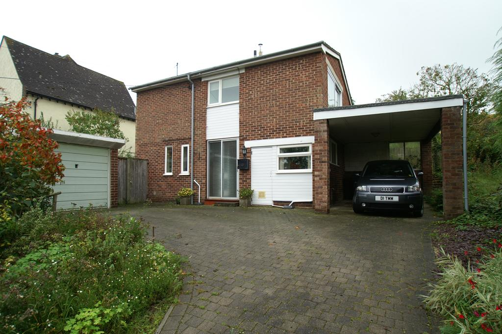 3 Bedrooms Detached House for sale in Middleton, Sudbury CO10