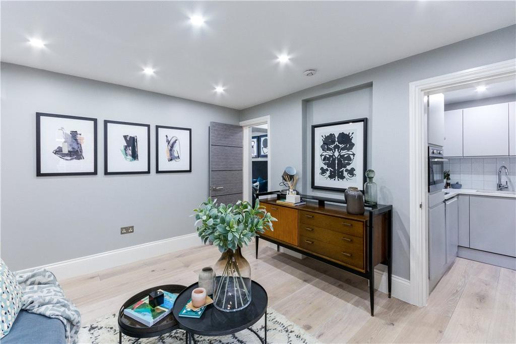 1 Bedroom Flat for sale in Chagford House, Chagford Street, Marylebone, London, NW1