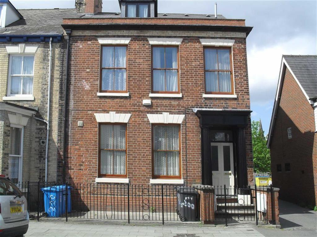 4 Bedrooms End Of Terrace House for sale in Coltman Street, Hull