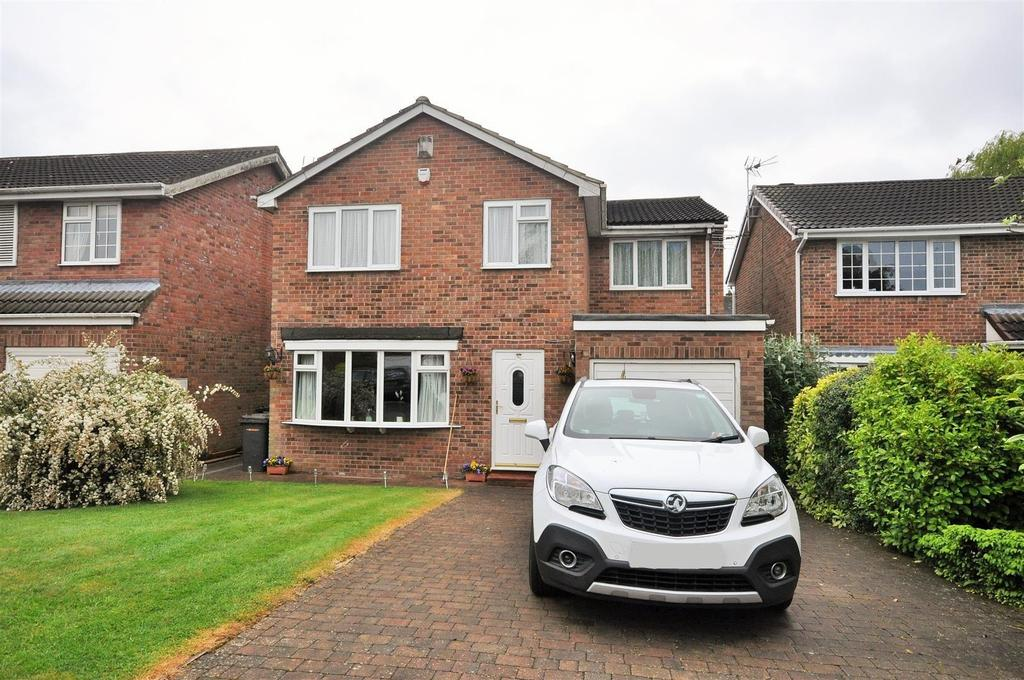 5 Bedrooms Detached House for sale in Deacons Court, Copmanthorpe, York