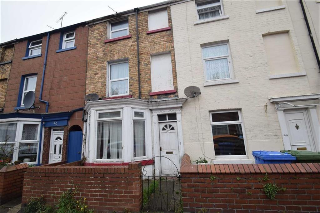 3 Bedrooms Terraced House for sale in James Street, Scarborough, North Yorkshire, YO12