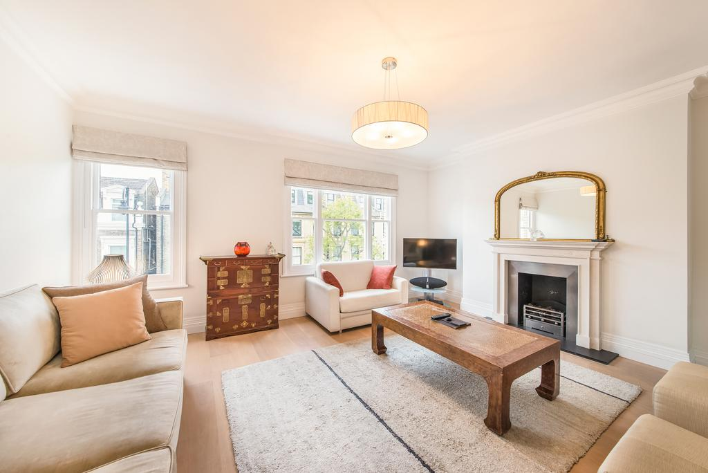 3 Bedrooms Flat for sale in Beaufort Street, SW3