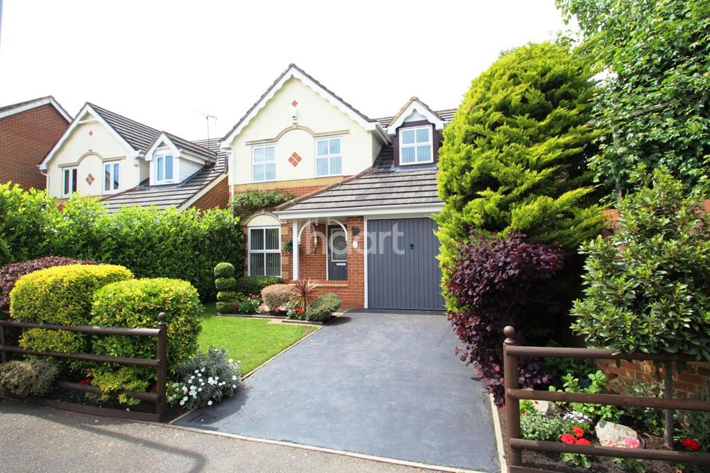 3 Bedrooms Detached House for sale in Gervaise Close