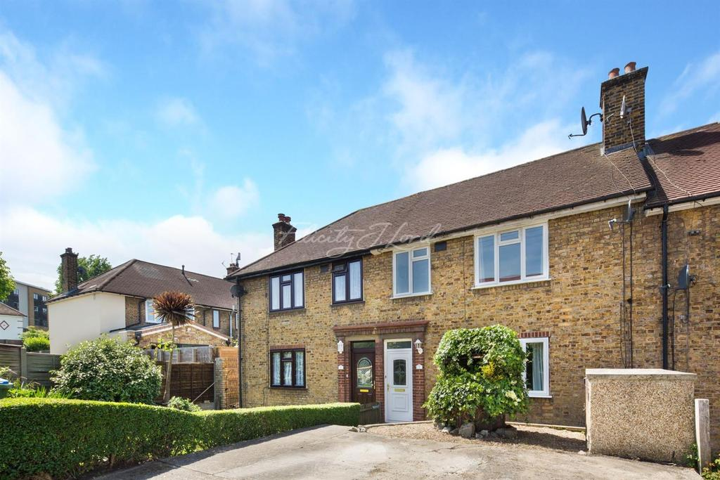 3 Bedrooms Terraced House for sale in Littlecombe, Charlton, SE7 7HS