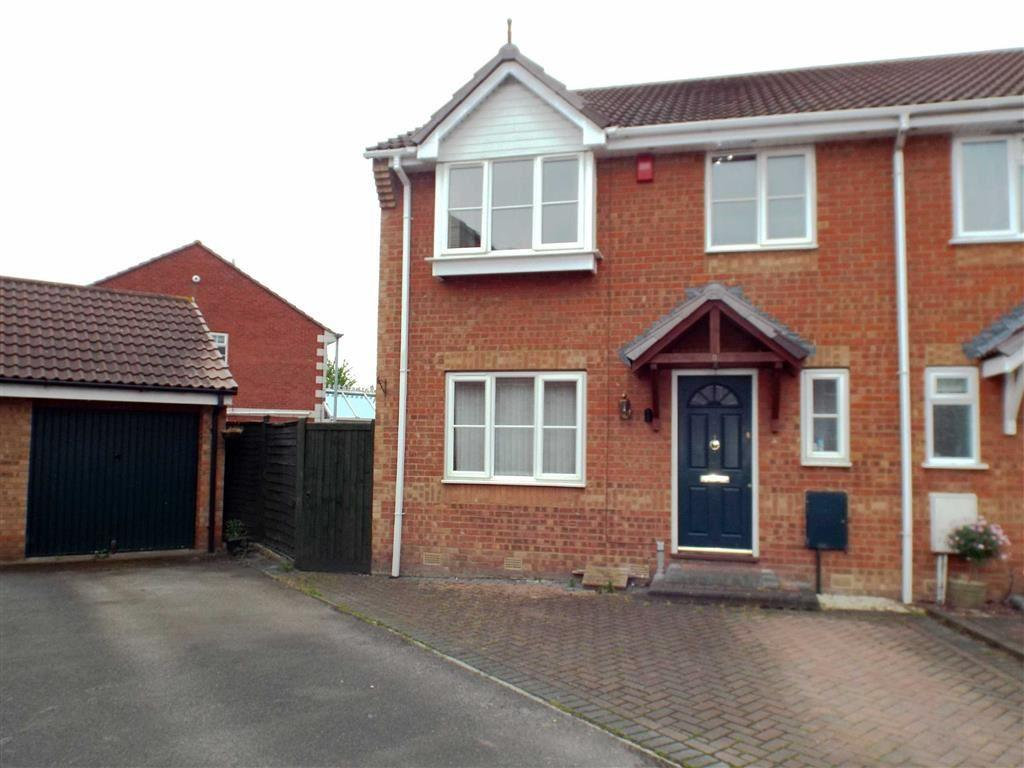 4 Bedrooms Semi Detached House for sale in Whitebeam Close, Bridgwater
