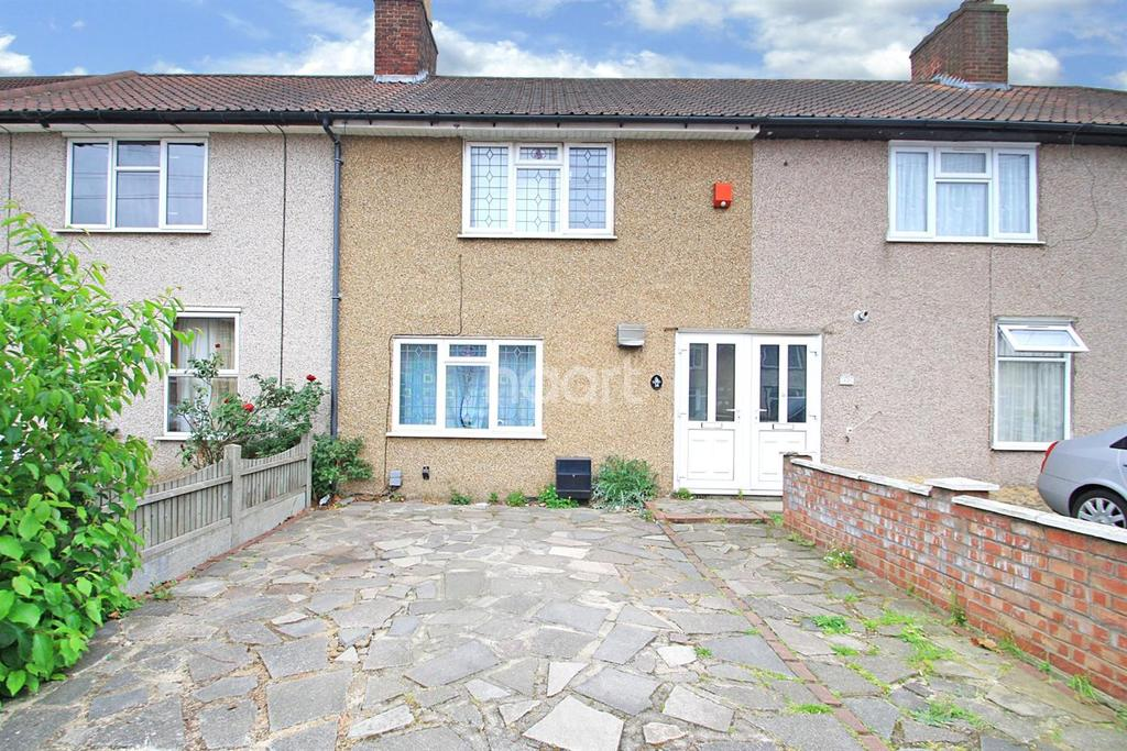 3 Bedrooms Terraced House for sale in Harris Road