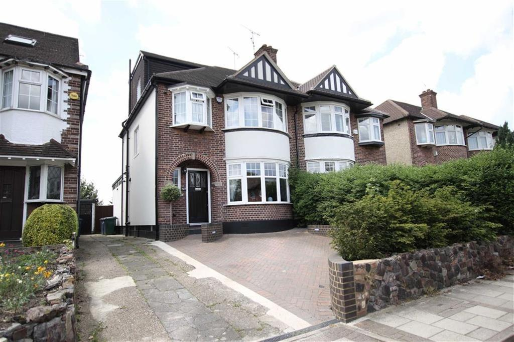 3 Bedrooms Semi Detached House for sale in High Road, Whetstone, London, N20