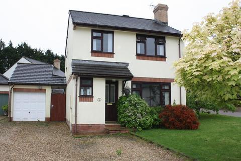 3 bedroom detached house for sale - Marist Way, Barnstaple