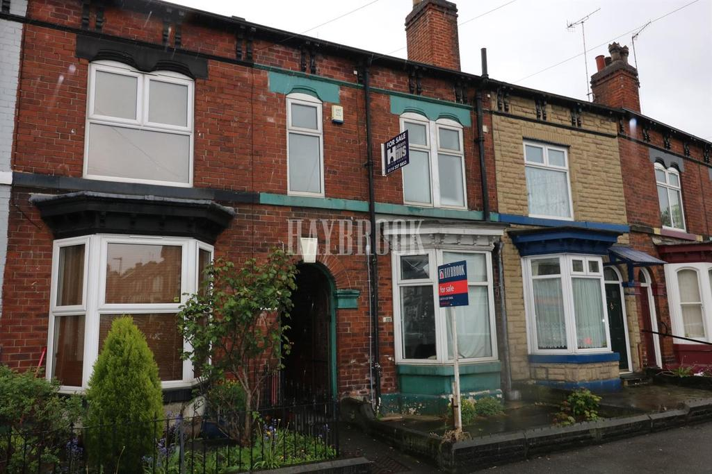 4 Bedrooms Terraced House for sale in Sheffield
