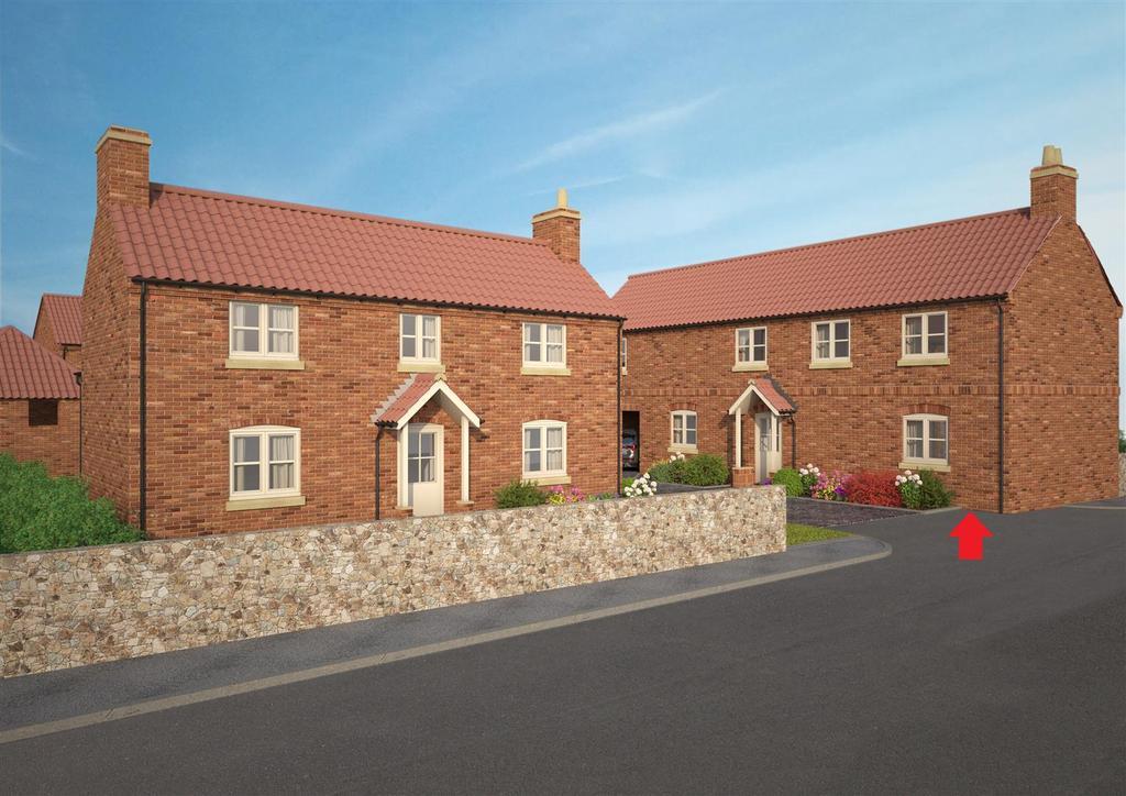 4 Bedrooms Detached House for sale in Chapel Farm Close, Elston, Newark