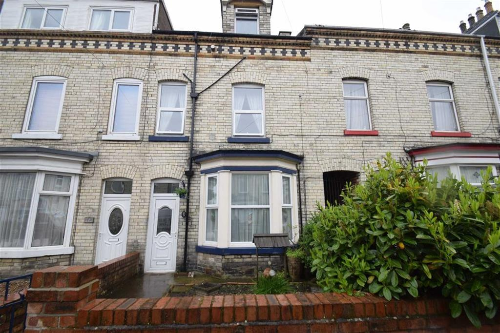 4 Bedrooms Terraced House for sale in Gladstone Street, Scarborough, North Yorkshire, YO12