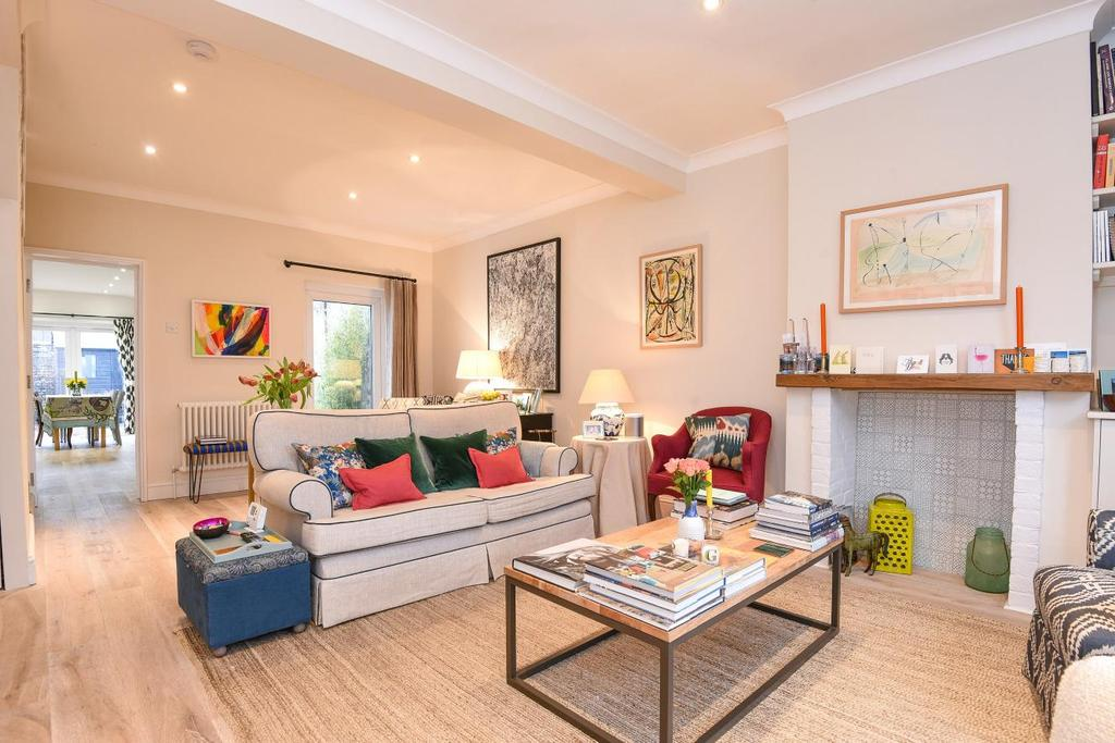 3 Bedrooms Terraced House for sale in Fountain Road, Tooting, SW17